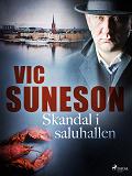 Cover for Skandal i saluhallen : detektivroman