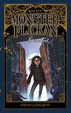 Cover for Monsterflickan bok ett - Blodsband