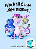 Cover for Från A till Ö med alfabetsmonstren!