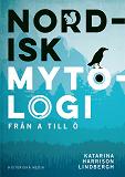 Cover for Nordisk mytologi från A till Ö