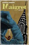 Cover for Maigret i New York