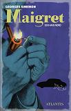 Cover for Maigret och hans mord