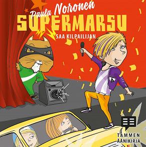 Cover for Supermarsu saa kilpailijan
