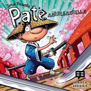 Cover for Pate aarresaarella