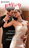 Cover for Stanna för alltid/Spirande passion