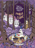 Cover for Sagan om den underbara familjen Kanin och Farbror Elände