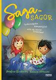 Cover for Sagasagor. Syskonsjuka, kämpaglöd och en envis framtand