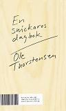 Cover for En snickares dagbok