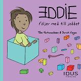 Cover for Eddie följer med till jobbet
