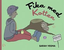 Cover for Fika med kotten
