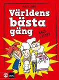 Cover for Kaos i köket