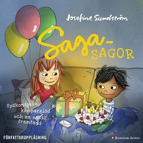 Cover for Sagasagor. Syskonsjuka, kämparglöd och en envis framtand