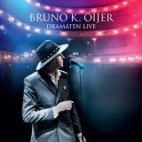 Cover for Dramaten Live