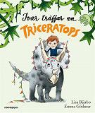 Cover for Ivar träffar en triceratops