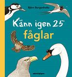 Cover for Känn igen 25 fåglar