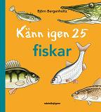 Cover for Känn igen 25 fiskar