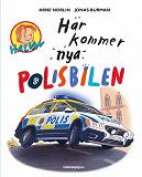 Cover for Här kommer nya polisbilen