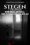 Cover for Stegen i trappan, kriminalnovell med övernaturliga inslag