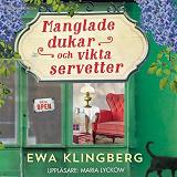Cover for Manglade dukar och vikta servetter