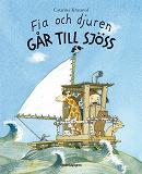 Cover for Fia och djuren går till sjöss