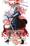 Cover for Midnattskronan (Andra boken i Glastronen-serien)