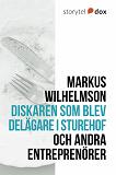 Cover for Diskaren som blev delägare i Sturehof