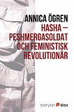 Cover for Hasha - Peshmergasoldat och feministisk revolutionär