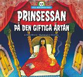 Cover for Lilla skräckbiblioteket 3: Prinsessan på den giftiga ärtan