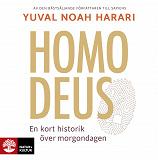 Cover for Homo Deus