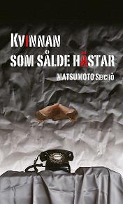 Cover for Kvinnan som sålde hästar