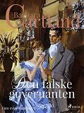 Cover for Den falske guvernanten