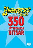 Cover for 350 jättedåliga vitsar