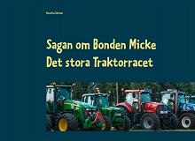 Cover for Sagan om Bonden Micke: Det stora Traktorracet