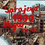 Cover for Sarajevo 1000 dagar - jag Alma