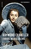 Cover for Farväl, min älskling