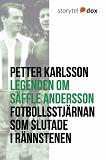 Cover for Legenden om Säffle Andersson