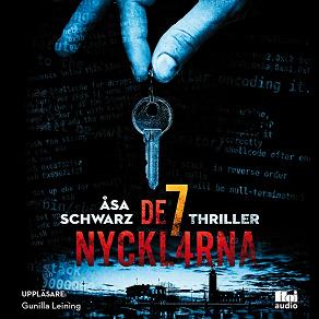 Cover for De sju nycklarna