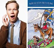 Cover for När Gustav blev kung - en sagolik historia om Gustav Vasa