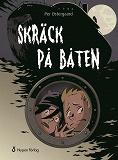 Cover for Skräck på båten