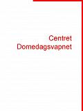 Cover for Centret Domedagsvapnet