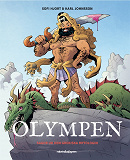 Cover for Olympen : Sagor ur den grekiska mytologin