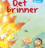 Cover for Det brinner!