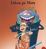 Cover for Lukas 6: Lukas på Mars