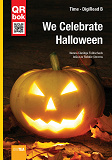 Cover for We Celebrate Halloween - DigiRead B