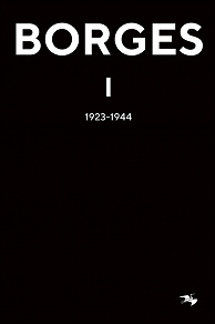 Cover for BORGES I : 1923–1944