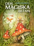 Cover for Den magiska ärtan