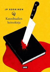Cover for Kannibaalien keittokirja