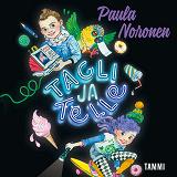 Cover for Tagli ja Telle. Tehtävä sirkussaarella