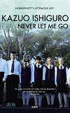 Cover for Never let me go