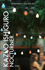 Cover for Nocturner : Fem berättelser om skymning och musik